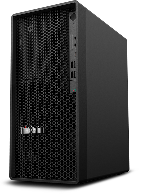 ThinkStation P340 Tower